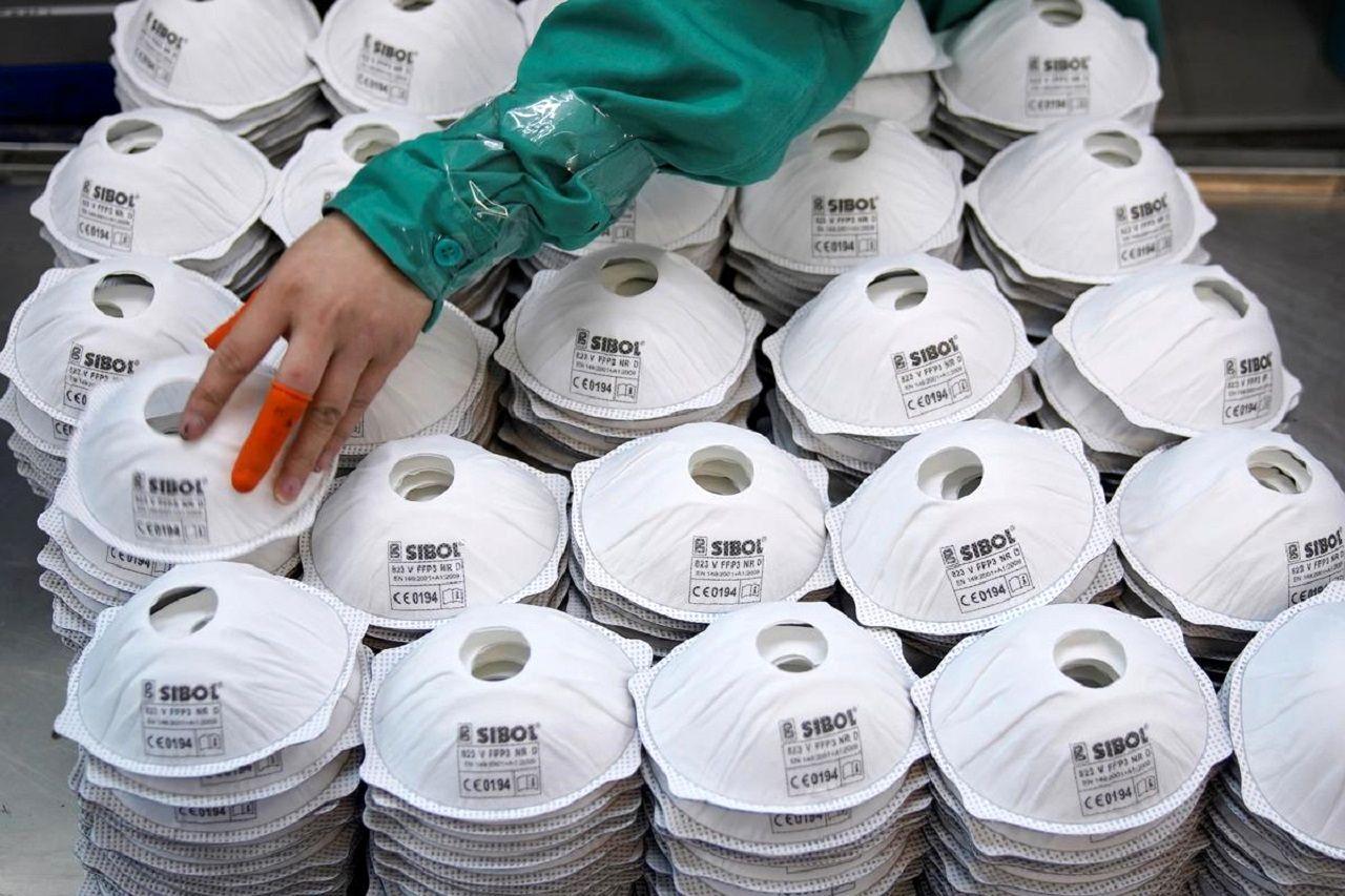 صدور مجوز صادرات اقلام بهداشتی ضد کرونا