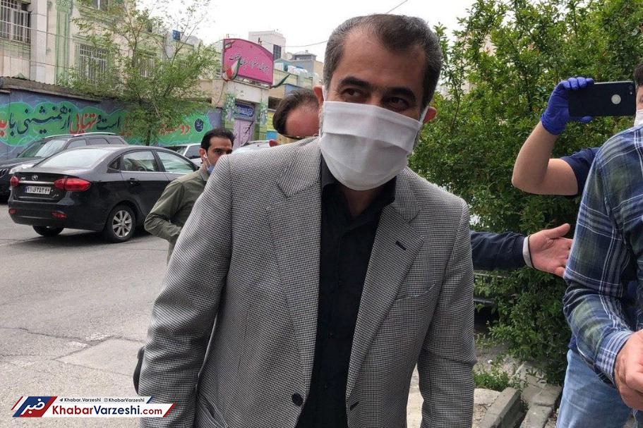 موسوی اصل پولش را از استقلال میخواهد