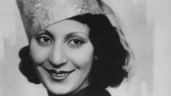 روحانگیز سامینژاد؛ نخستین زن بازیگر