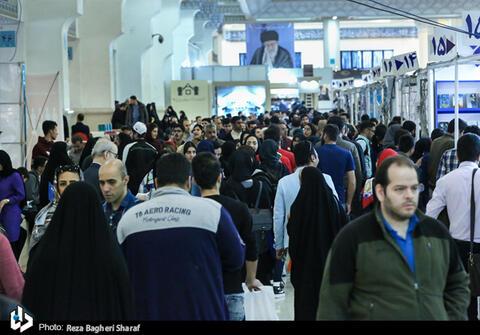 نمایشگاه مجازی جای نمایشگاه کتاب تهران را پر نمیکند