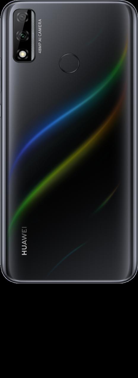 گوشی Huawei Y۸s رونمایی شد؛ چهار دوربین در میانرده مدرن و چشمنواز