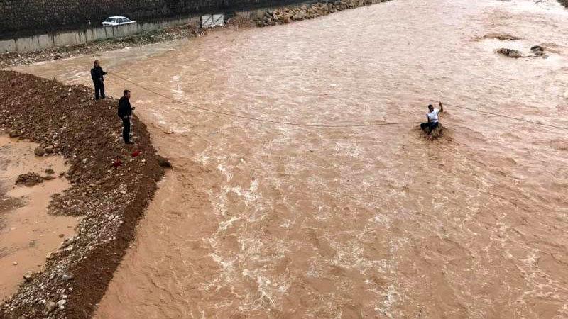 حادثه مرگ اتباع افغانستانی در رودخانه هریررود از نگاهی دیگر!