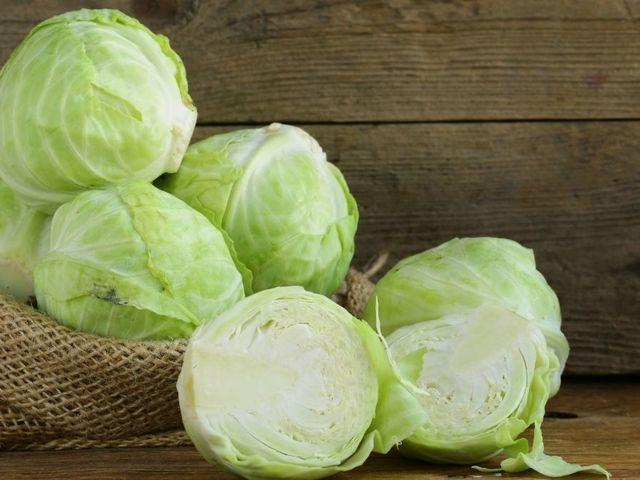 خواص سبزیجات سبز رنگ