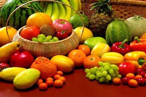 قیمت انواع میوه و صیفی در ۱۶ اردیبهشت ۹۹
