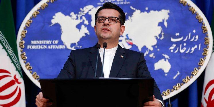 واکنش ایران به اظهارات وزیرخارجه فرانسه درباره «فریبا عادلخواه»