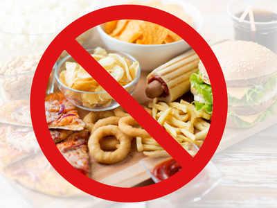 بالا بردن ایمنی بدن با نخوردن غذای ناسالم
