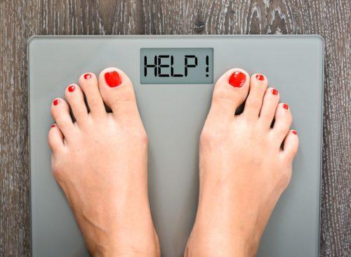 کاهش وزن و چاقی