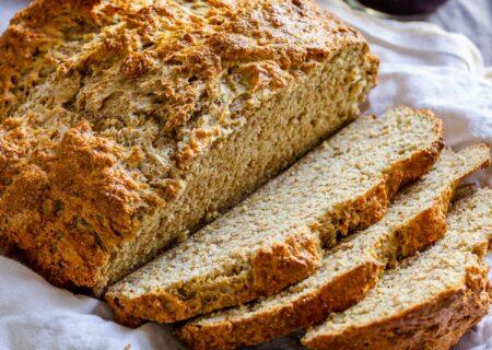 طرز تهیه نان رژیمی و کم کالری