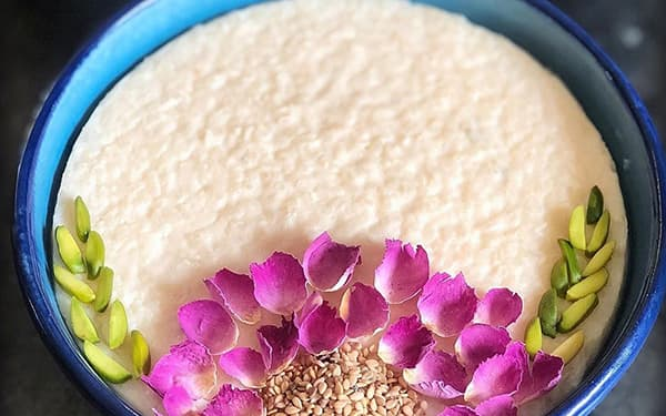 طرز تهیه شیر برنج