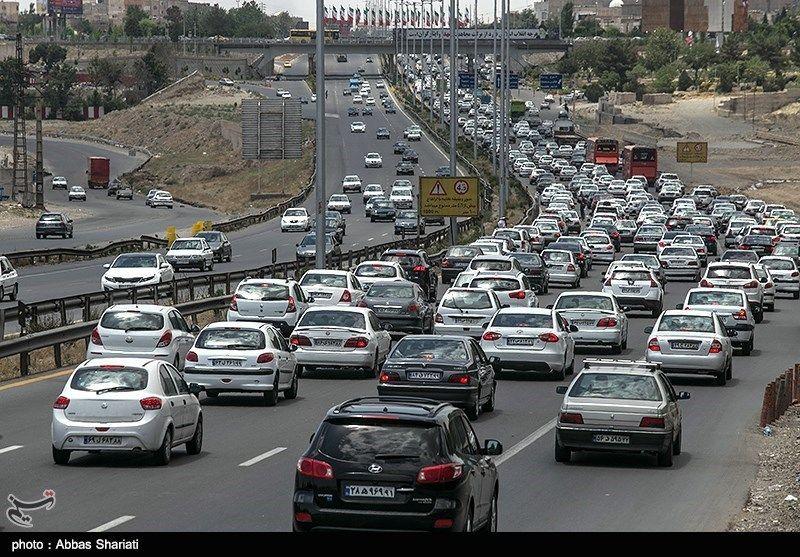 محدودیتهای ترافیکی جادههای هراز و چالوس در تعطیلات