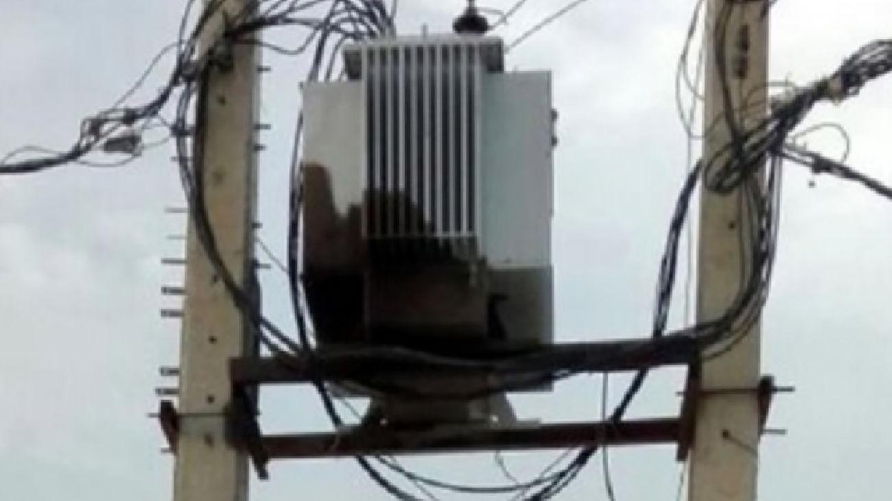 سرقت ترانس برق کابل برق در فریمان