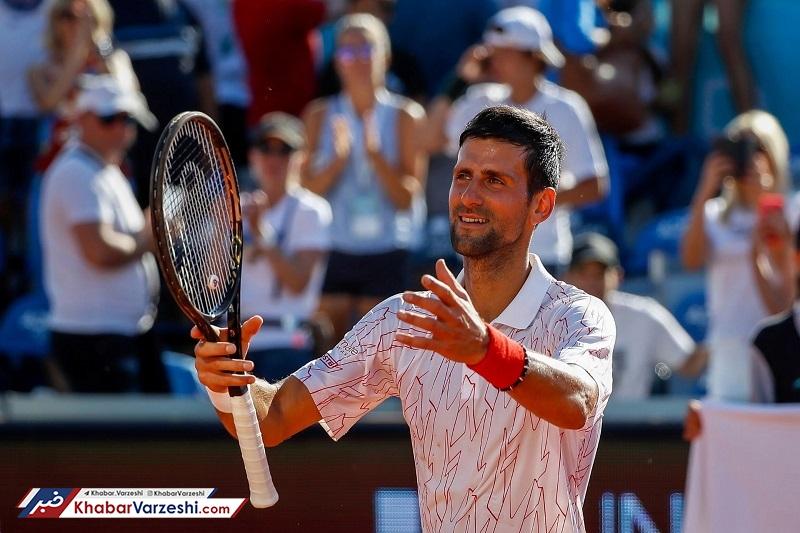 حمله به جوکوویچ؛ توری که برگزار کردی چه کمکی به تنیس کرد؟