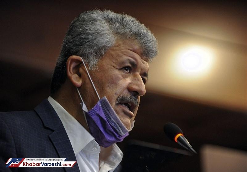 خلیلیان: در تصمیمات سازمان لیگ دخالت نمیکنیم