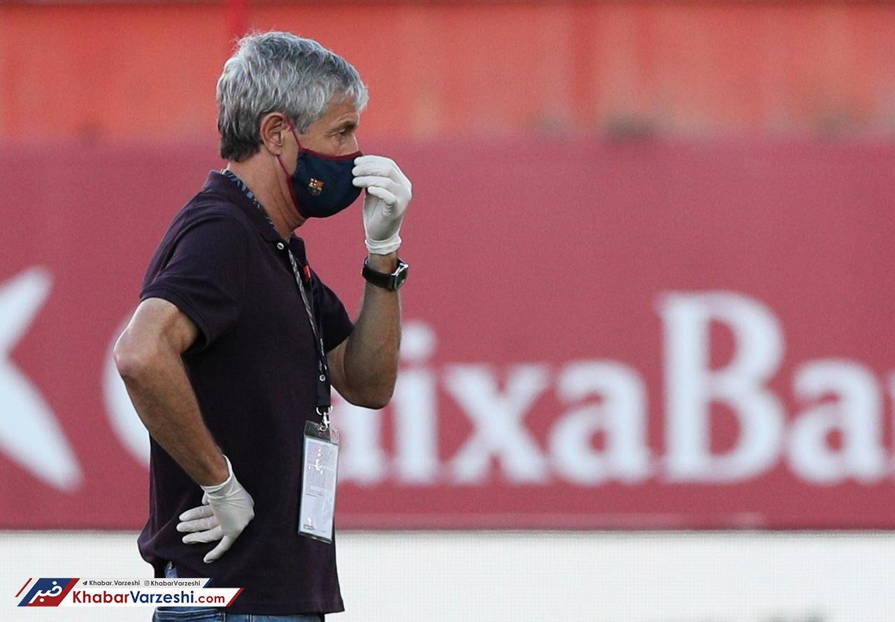 ستین: یوفا نباید حق میزبانی بارسلونا را بگیرد