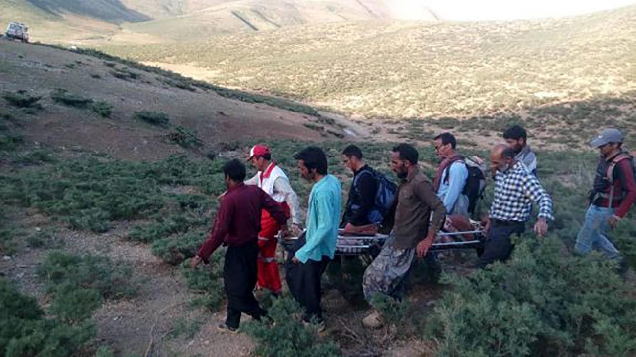 کشف جسد مرد عشایری پس از سقوط در غار چاه طبیعی / در اصفهان رخ داد