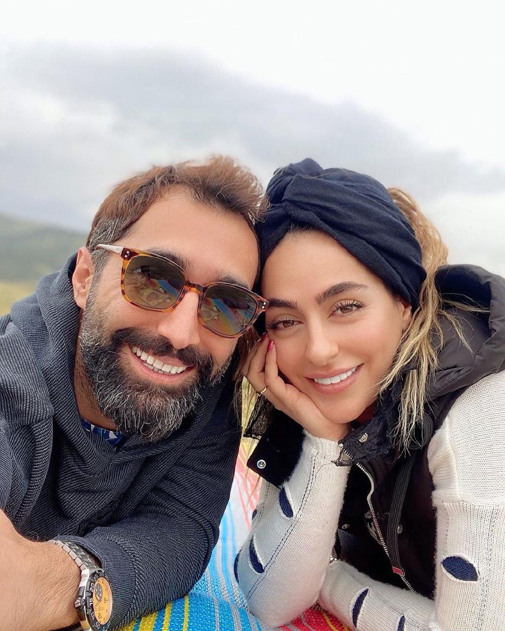 سمانه پاکدل از کتایون ریاحی دزدی کرد / مجید صالحی لو داد + فیلم و عکس