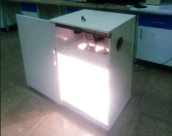 ساخت دستگاه شبیهساز نورخورشید در ایران