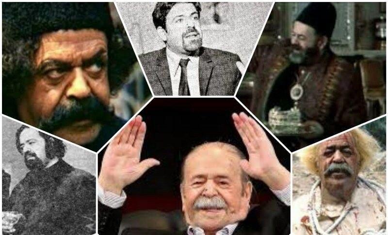 علت مرگ و زندگینامه محمد علی کشاورز / ناگفته هایی برای نخستین بار + فیلم و تصاویر ماندگار