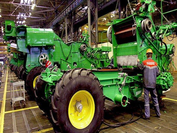 تولید داخلی ۴۰درصد از ماشین آلات کشاورزی
