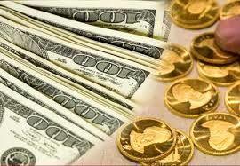 گزارش اقتصادنیوز از بازار طلا و ارز تهران؛ آرامش نسبی سکه و دلار+نمودار
