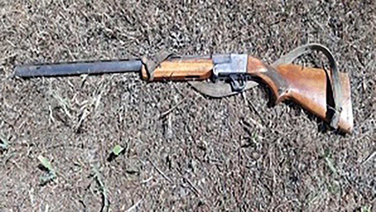کشف ۲ قبضه اسلحه شکاری در خلخال