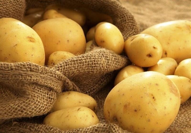 سیب زمینییک روش خانگی و طبیعی برای رفع تیرگی زیر بغل