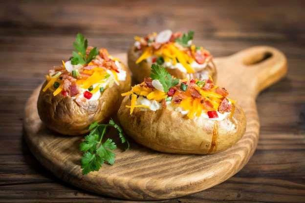خوراکیهای سرشار از پروتئین