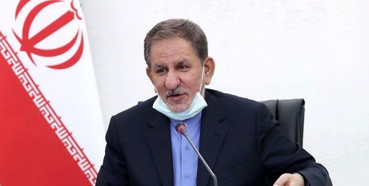 دیدار اعضای مجمع نمایندگان استان هرمزگان با معاون اول رییس جمهور