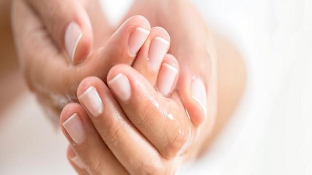 درمان ترک دست