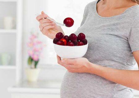 بهترین میوهها برای مصرف در بارداری
