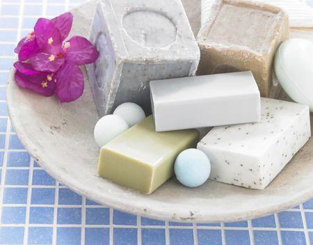 آموزش تهیه صابون طبیعی