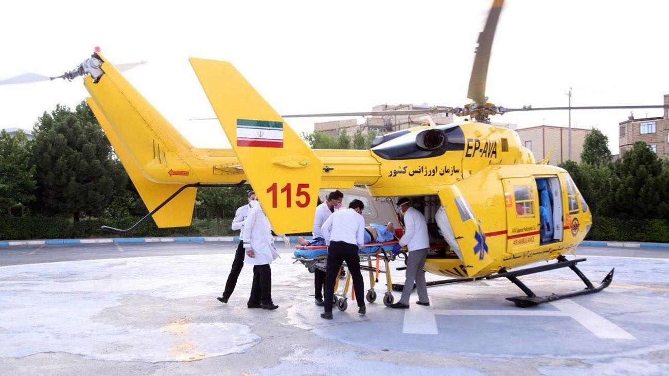نجات معجزه آسای بیمار دچار سکته قلبی و مغزی در مشهد