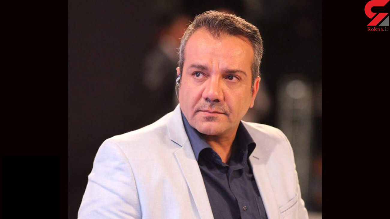 امیر احمدی مجری معروف از تلویزیون اخراج شد +عکس