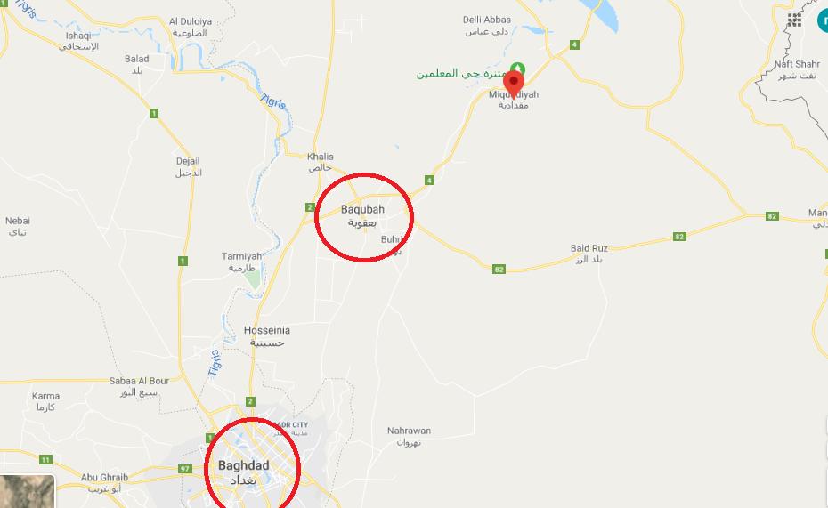 انهدام ۱۰ مخفیگاه داعش در عراق
