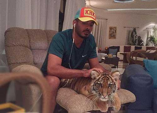 تصاویری از زندگی لاکچری برادر امیر قطر