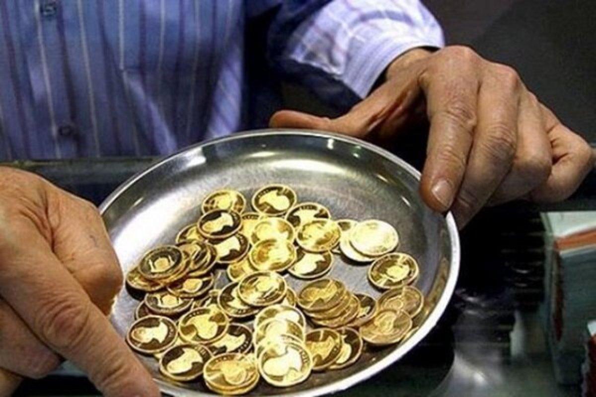 حباب ۷۰۰ هزار تومانی سکه/ کاهش نوسانات بازار ارز