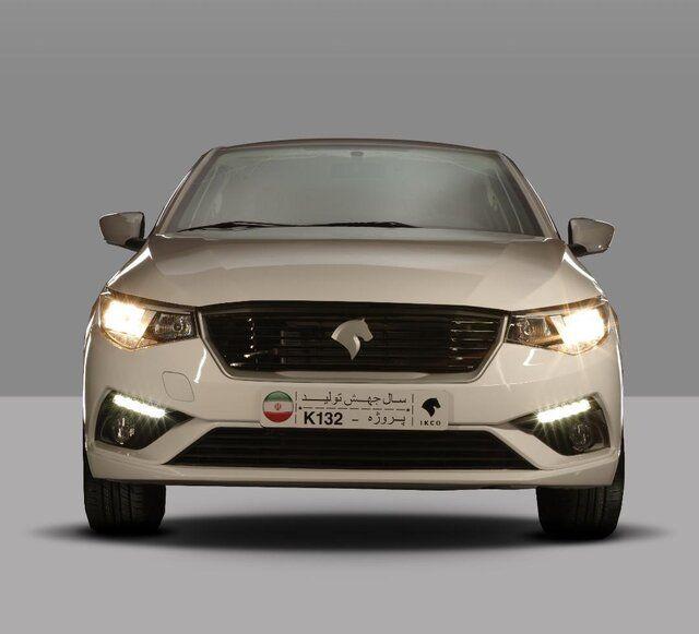 مشارکت بیش از ۶۰ هزار نفر در تولید و خرید خودرو K۱۳۲