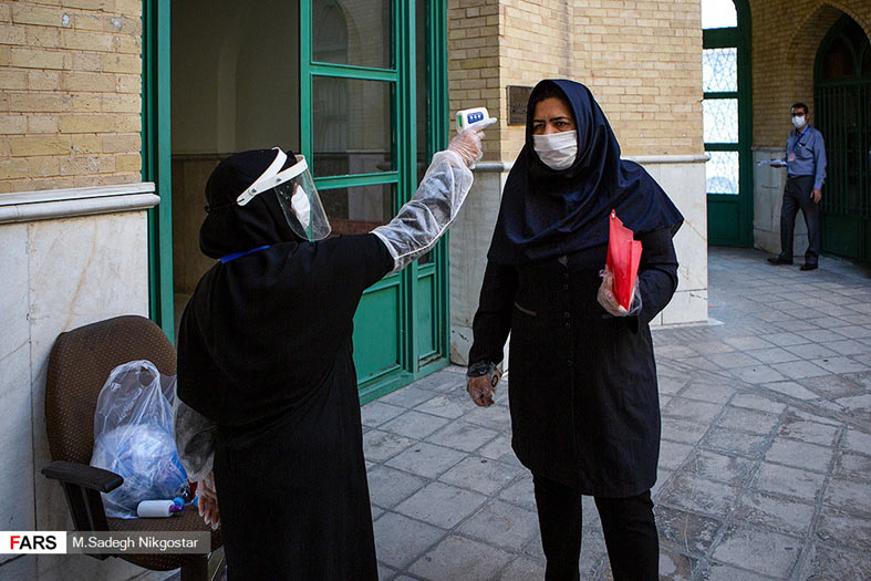 داوطلبان آزمون دکتری خط شکن کنکوری ها شدند+ عکس