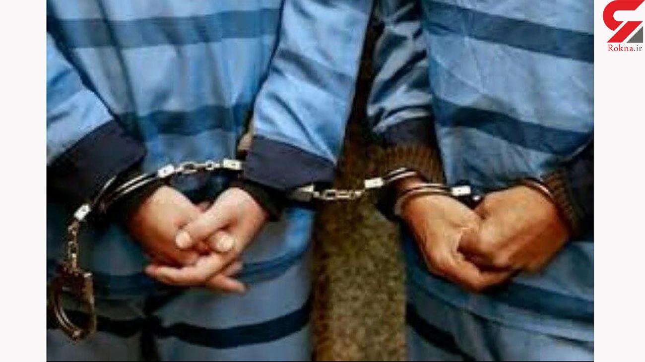 دستگیری عوامل پولشویی میلیاردی در سمنان
