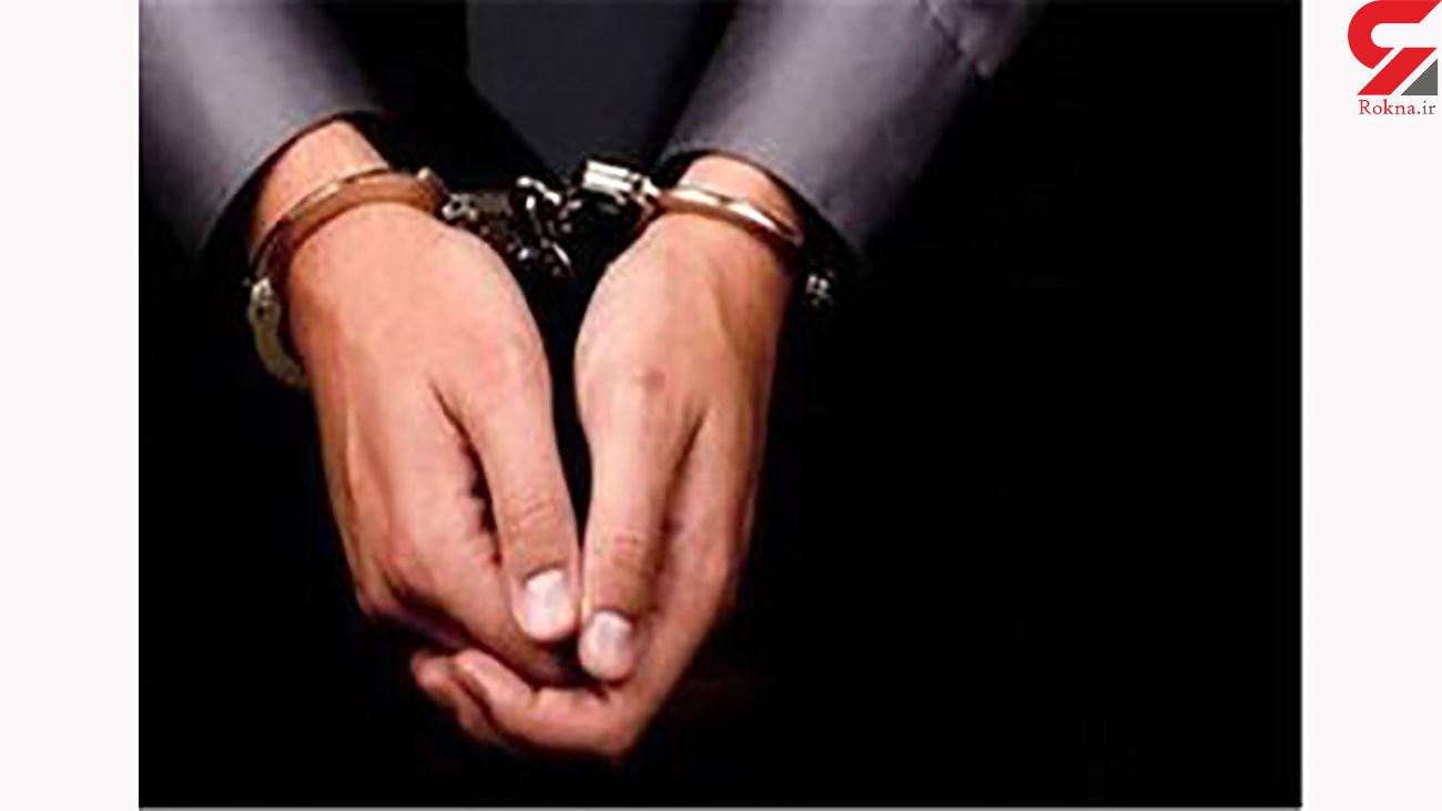 دستگیری 4 مجرم سابقه دار در ماهشهر