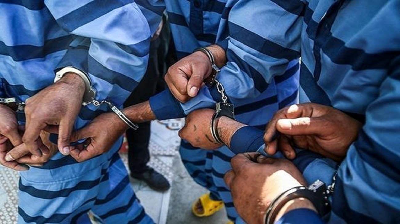 بازداشت ۹ گنده لات در کرج / مردم از آنها وحشت داشتند