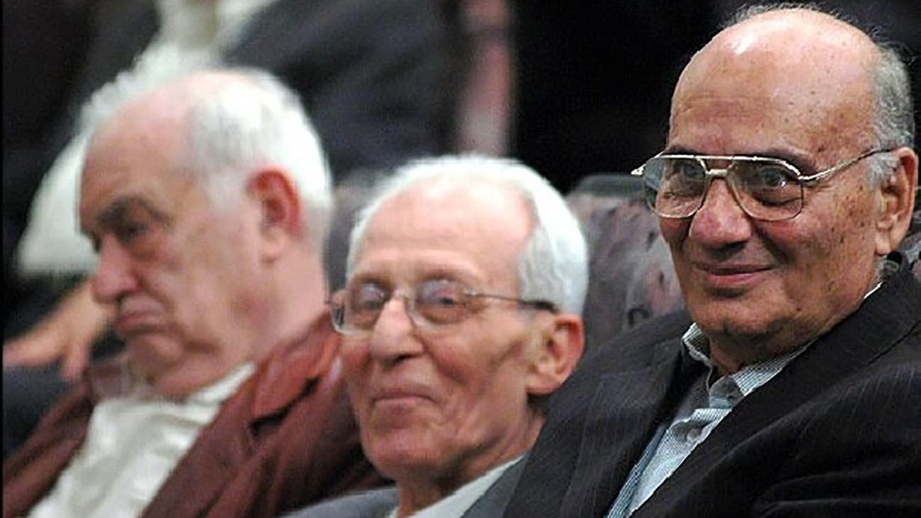فوت پدر متالورژی ایران استاد رامز وقار + عکس