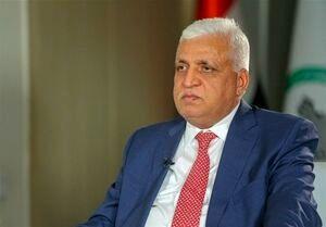 تاکید رئیس الحشد الشعبی بر روابط خوب عراق با ایران و سوریه