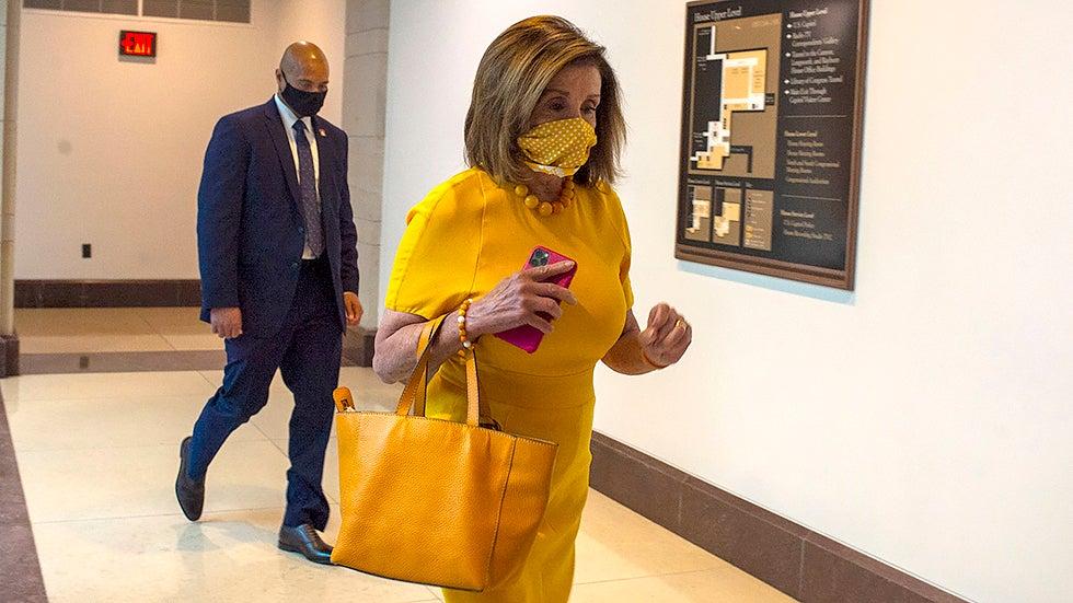 رئیس کنگره: کرونا «ویروس ترامپ» است