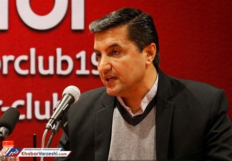 سهرابی: به رای کمیته انضباطی اعتراض داریم