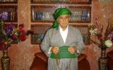 شیخ محمد کسنزانی /  تیراندازی هوایی در تجمع دراویش و مریدان شیخ محمد کسنزانی در مرز مریوان