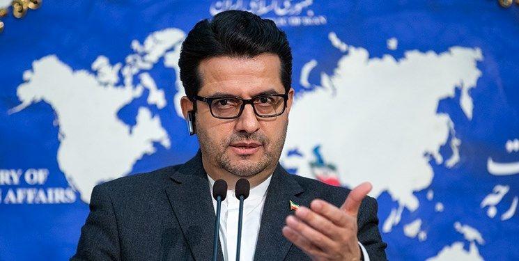 واکنش سخنگوی وزارت امور خارجه به موشک های سپاه