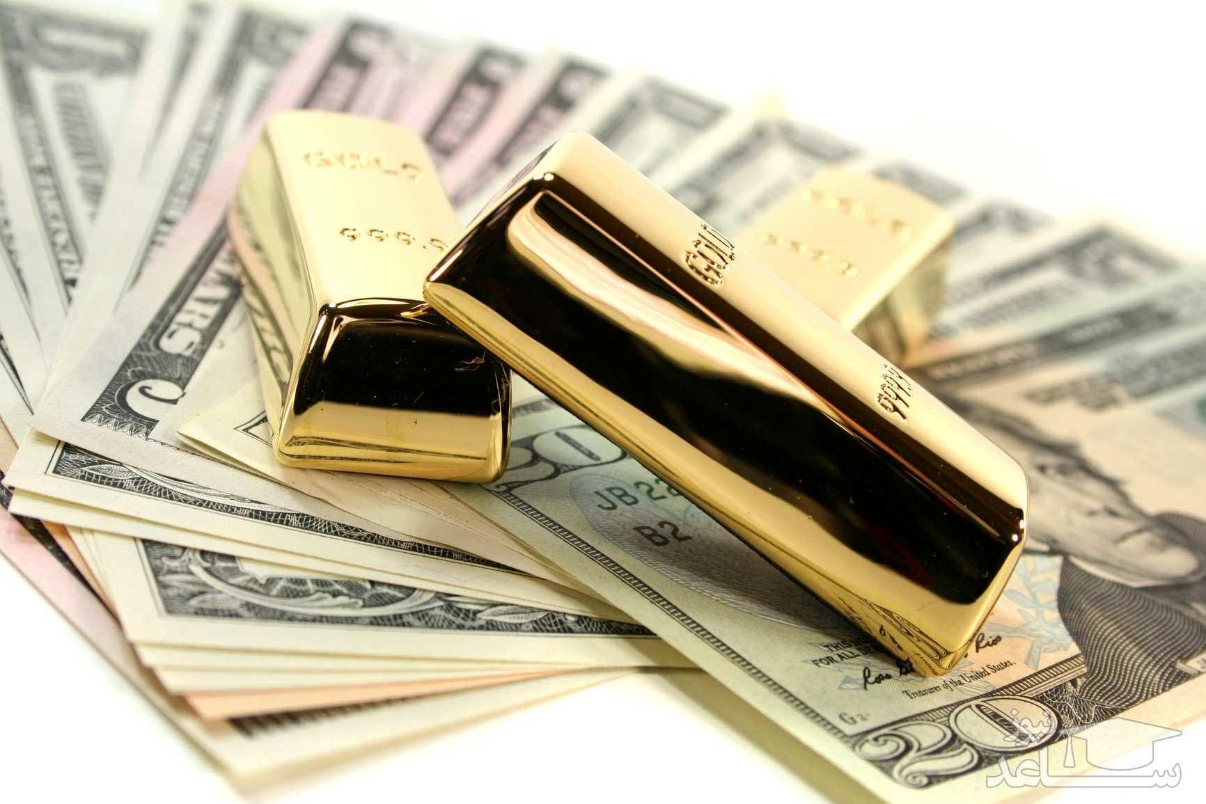 نرخ ارز دلار سکه طلا یورو