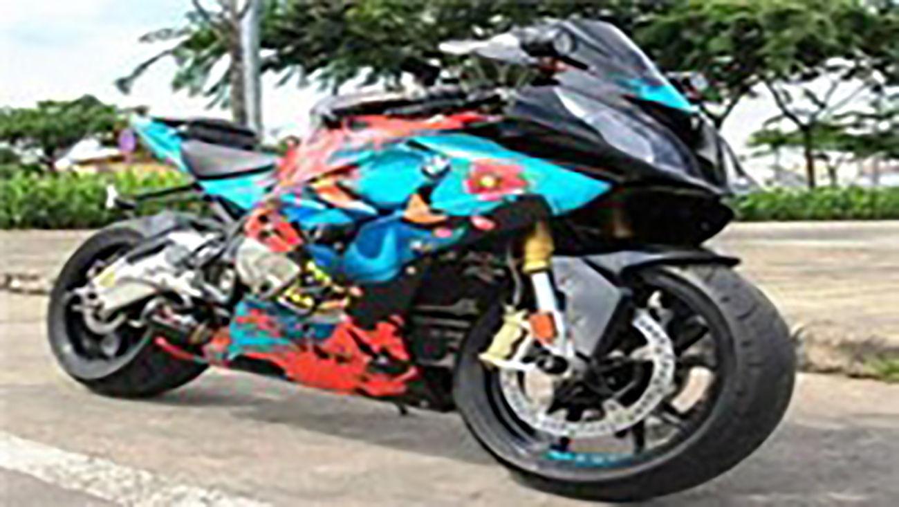کشف موتورسیکلت ۳ میلیاردی در ساوجبلاغ