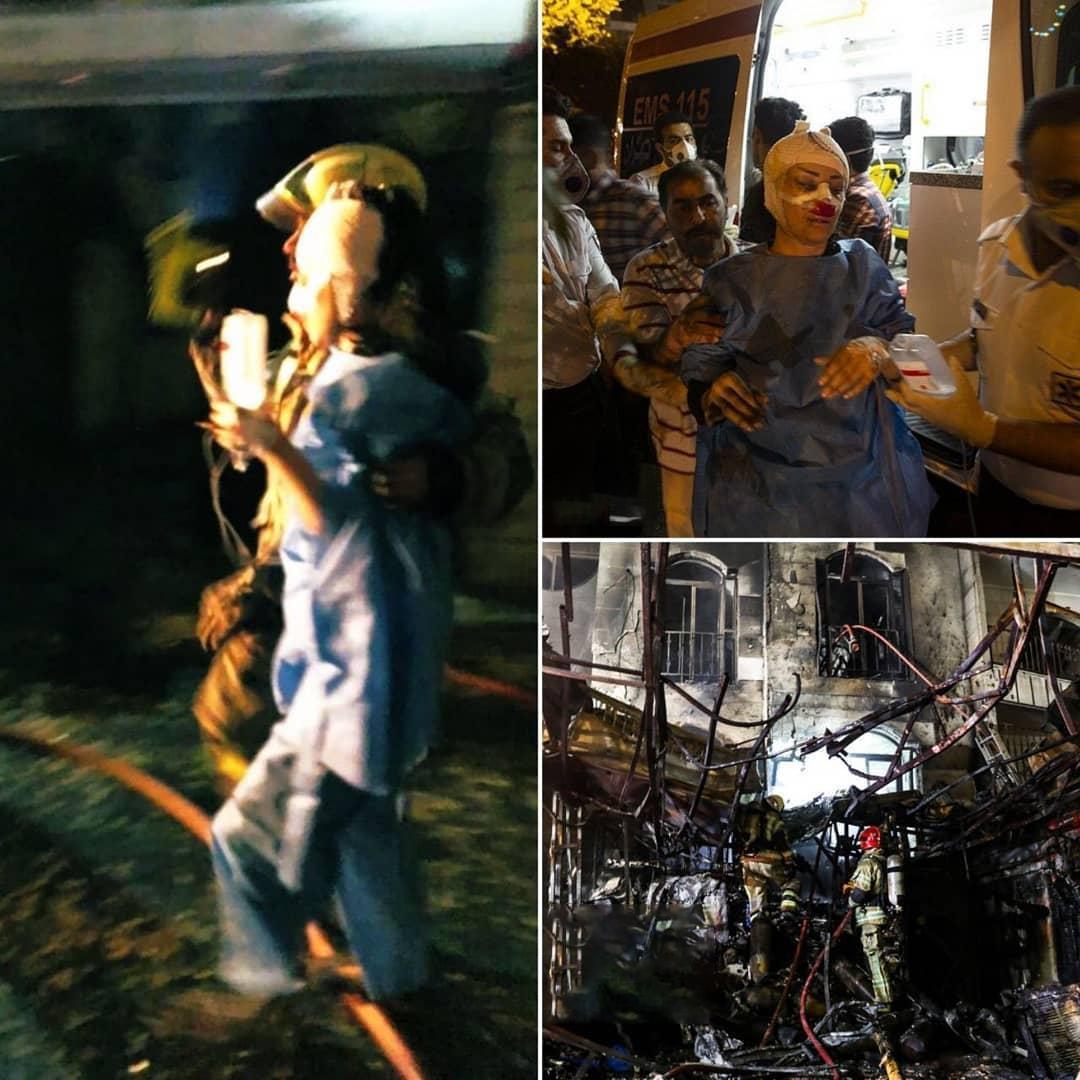 پیام تسلیت رییس جمهور برای حادثه انفجار در تجریش